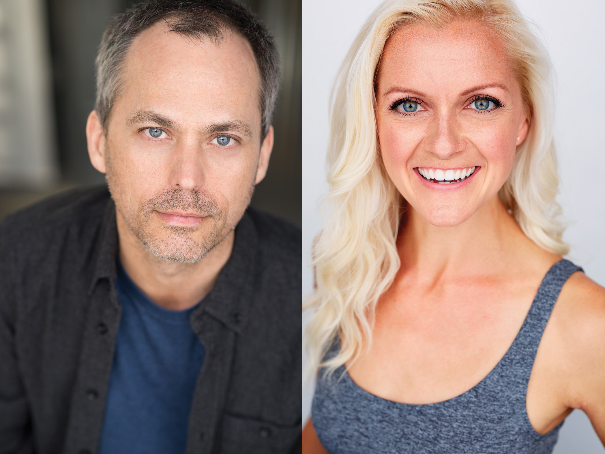 Steven Lane and Laura Cable