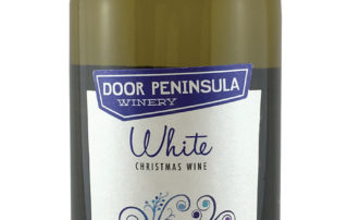 Door Peninsula White Christmas Wine