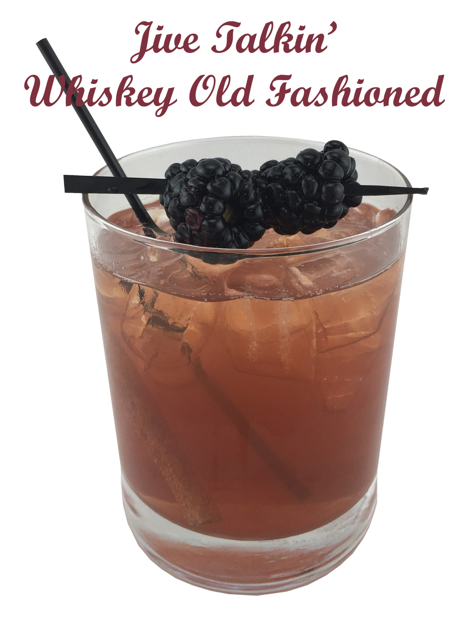 Jive Talkin' Whiskey Old Fashioned