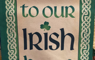 Welcome to our Irish Home