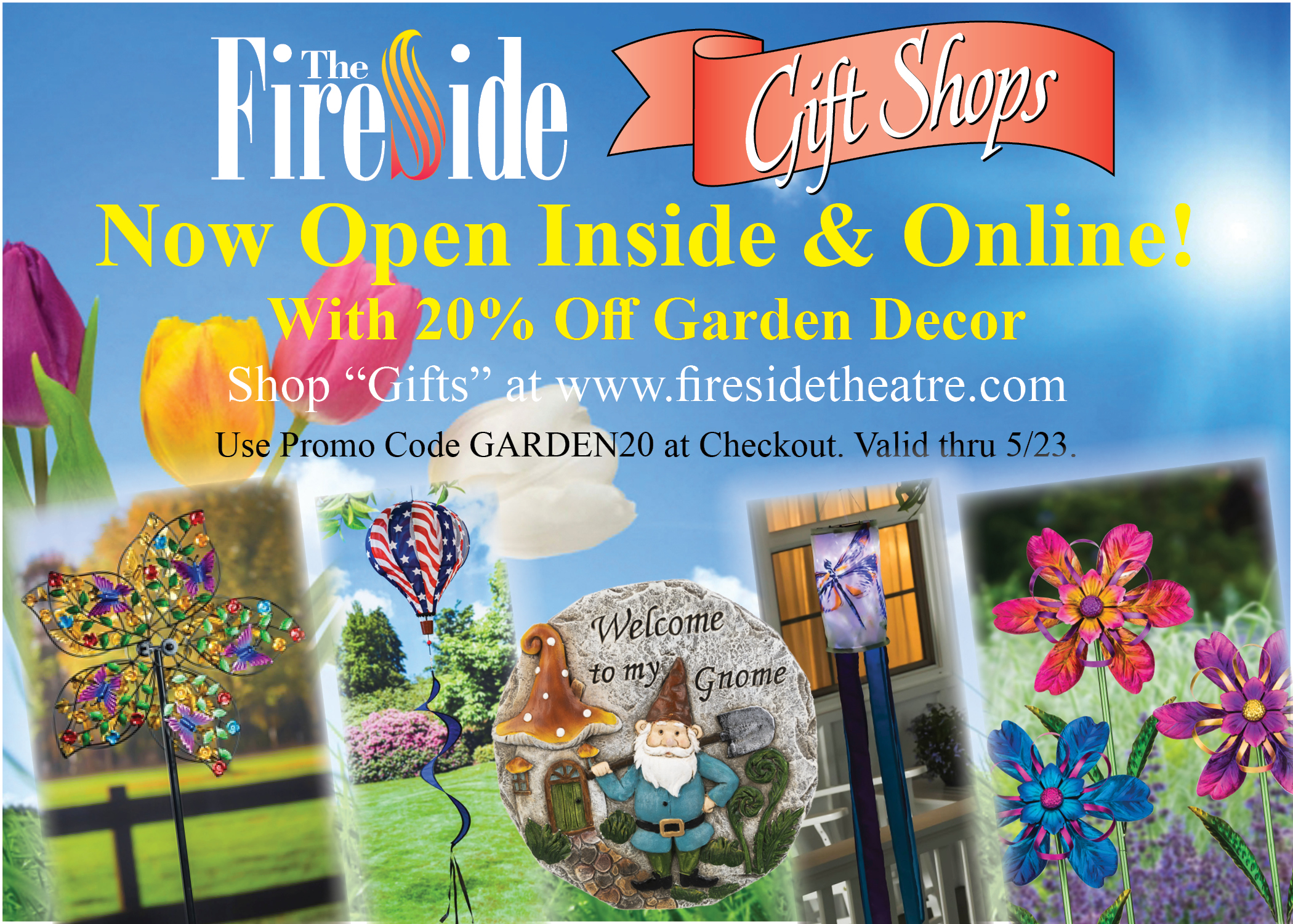 Garden Decor sale