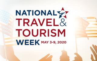 National Tourism Week logo