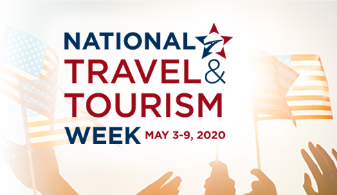 National Tourism Week logo