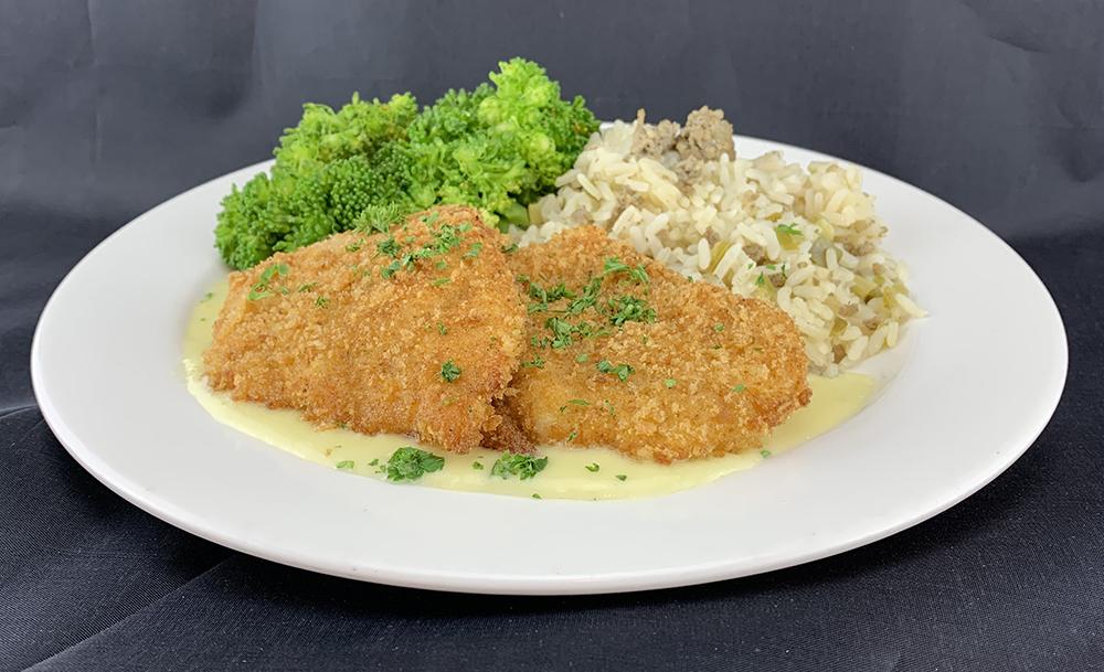 Chicken Piccata Dinner