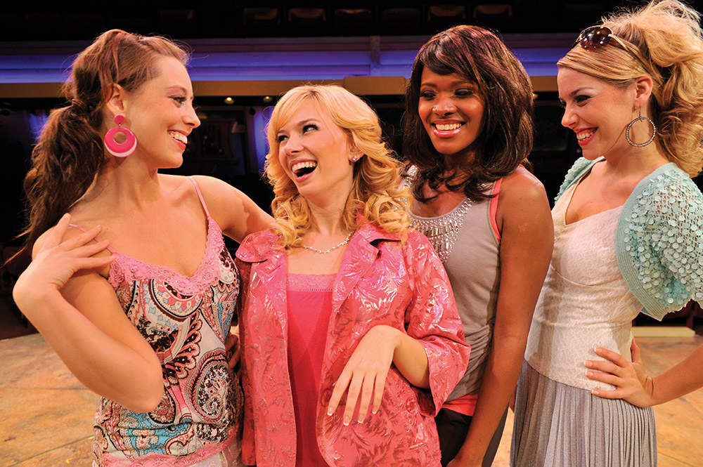 Bianca Horn in Legally Blonde