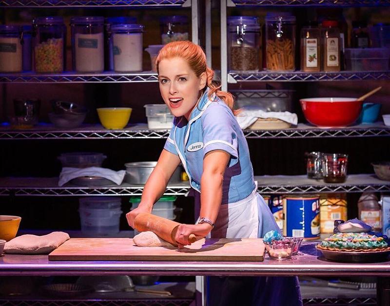 Bailey McCall in Waitress