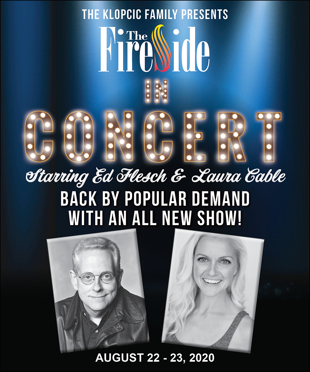 Ed Flesch and Laura Cable In Concert