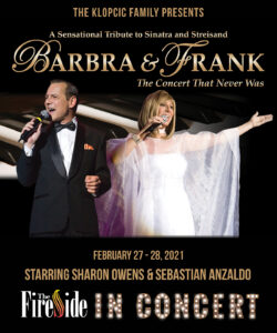 Barbra and Frank poster