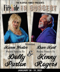 Dolly Parton-Kenny Rogers Tribute Concert