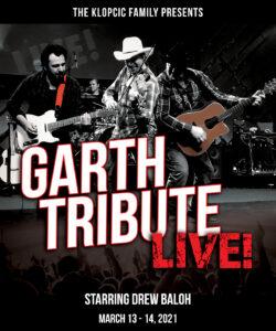 Garth Tribute Live