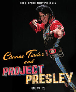 Project Presley poster