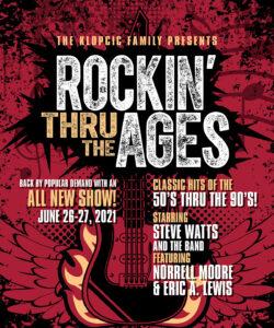 Rockin' Thru the Ages poster