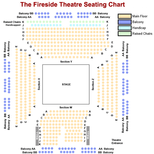 2019 Season Shows The Fireside Dinner Theatre
