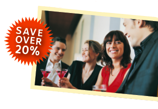 Corporate Group Discount - Fireside Theatre